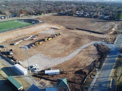 Putnam City West High School Baseball Field