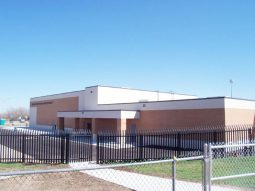 Putnam City High School Athletic Facility