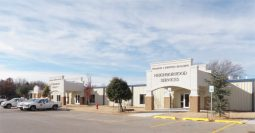 Community Center Outreach Building (Midwest City, OK)