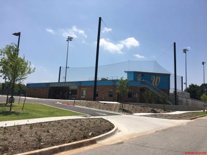 Putnam City West High School Baseball Field