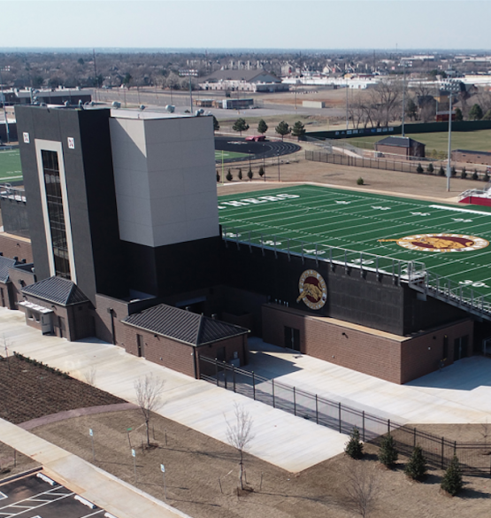 Putnam City North High School Football Stadium