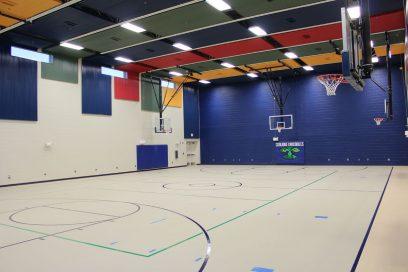 Classroom and Gymnasiums at Coolidge, Van Buren & Hayes Elementary Schools