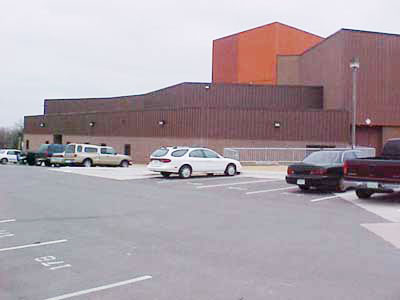 Edmond Memorial HS – Performing Arts Addition (Edmond, OK)