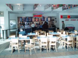 Food Court at Will Rogers World Airport (Oklahoma City, OK)