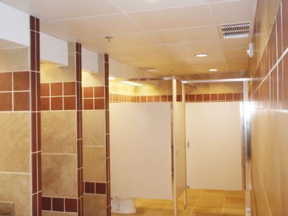 Mid-Del Technology Center – Toilet Renovations (Midwest City, OK)