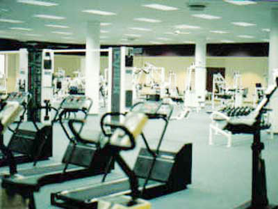 Wellness Facility, Mike Monroney Aeronautical Center (Oklahoma City, OK)