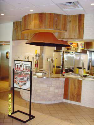 Moe's / Salt Lick – Will Rogers World Airport (Oklahoma City, OK)
