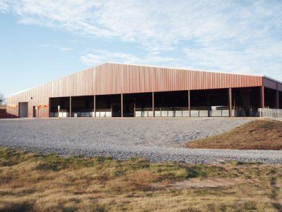 Royse Ranch Equine and Classroom Buildings (El Reno, OK)