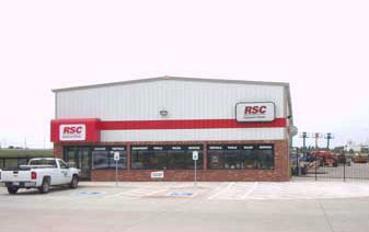RSC Equipment Rental Facility (Oklahoma City, OK)