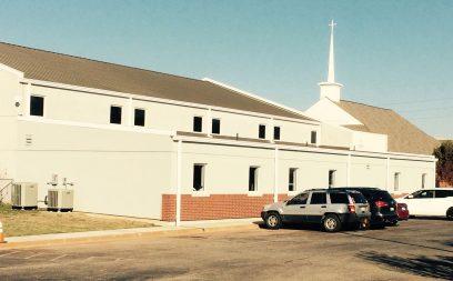 Holy Trinity Lutheran Church Classroom / Saferoom