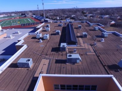 Putnam City Schools Multi Site Re-Roof