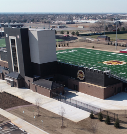 Putnam City North High School Football Stadium