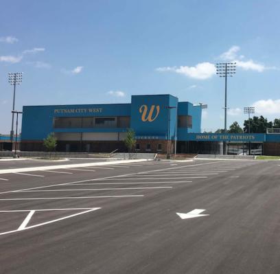 Putnam City West High School Football Stadium