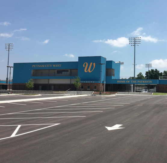 Putnam City West High School Football Stadium
